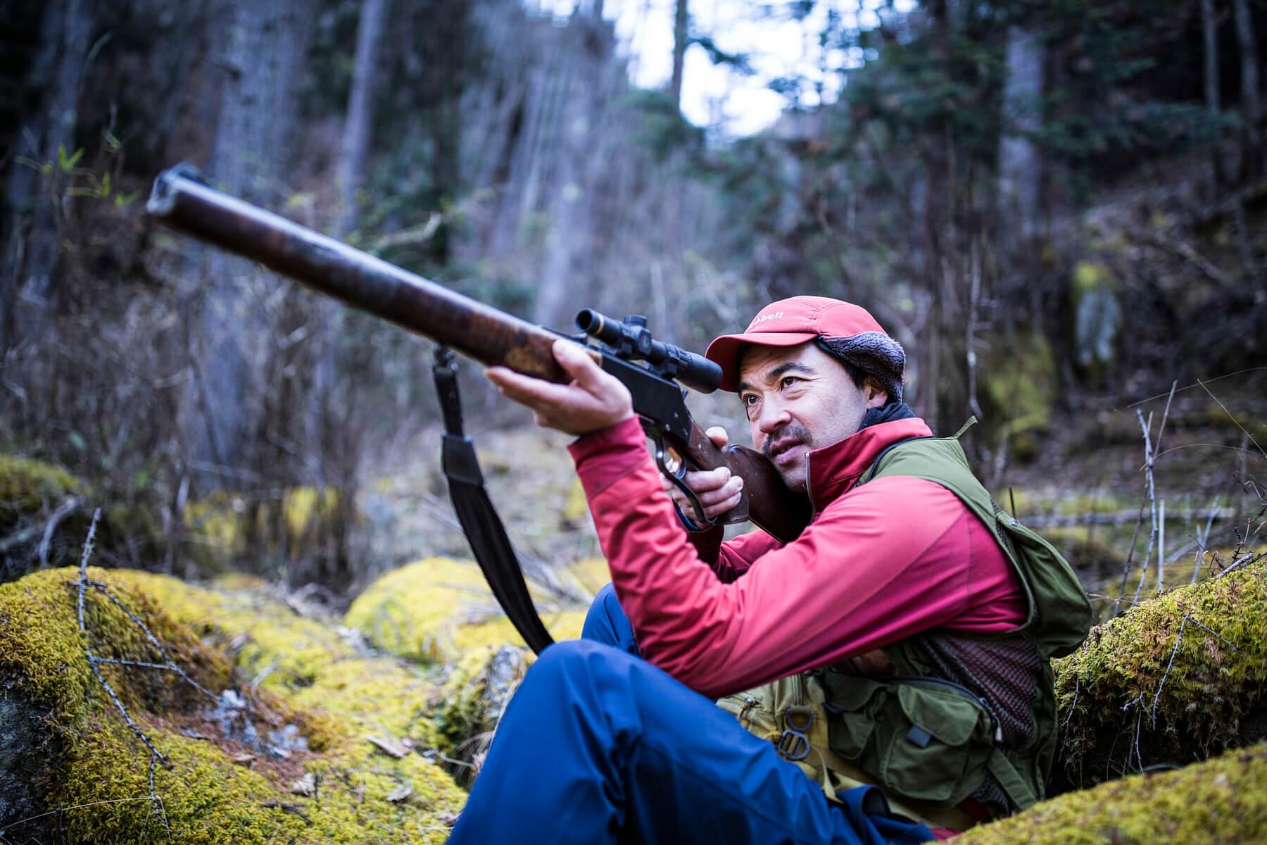 全身全霊で、暮らす。異端の登山家が再発見した「新しい狩猟採集生活」前編